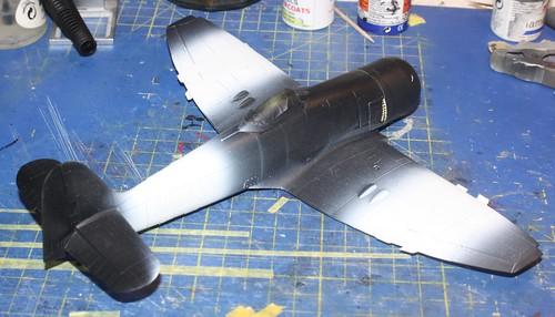 Hawker Sea Fury FB.11, Airfix 1/48 - Sida 3 43423042605_a7e0ce6408