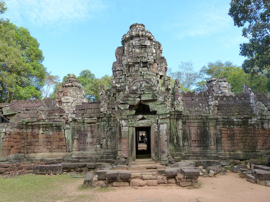 2018 Südostasien - Kambodscha - Angkor - Ta Som