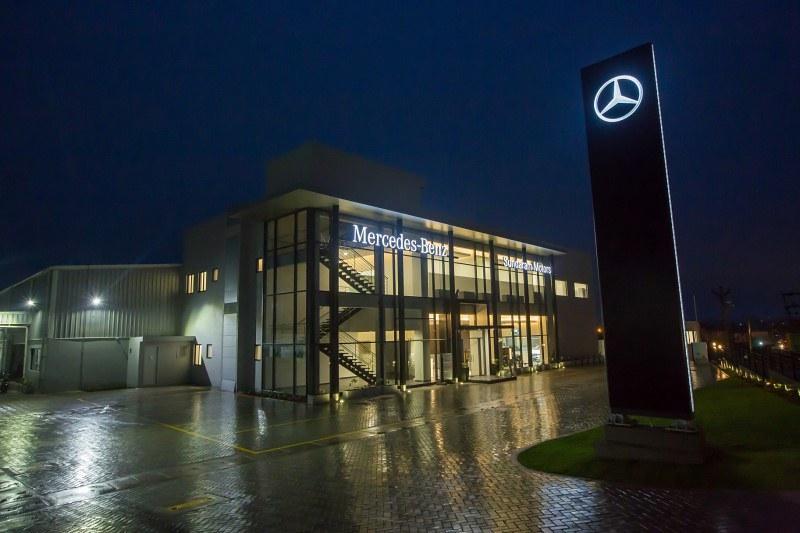 Mercedes-Benz Coimbatore