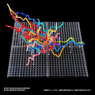 交錯複雜的 13 條地鐵路線!東京地下鐵立體路線圖 完全版(東京地下鉄立体路線図 フルコンプリートセット)【PB限定】