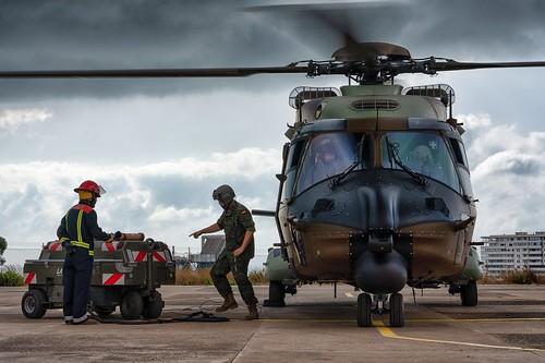 Las Fuerzas Aeromóviles del Ejército de Tierra están en pleno proceso de modernización, basado en modelos de helicóptero que aportan nuevas capacidades, además de haber propiciado que se establezca en España una industria puntera de este tipo en aeronaves