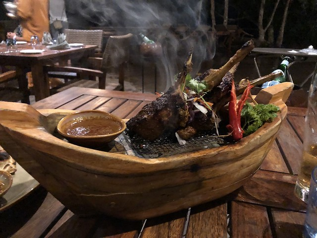 Tepian Laut Restaurant - The Andaman