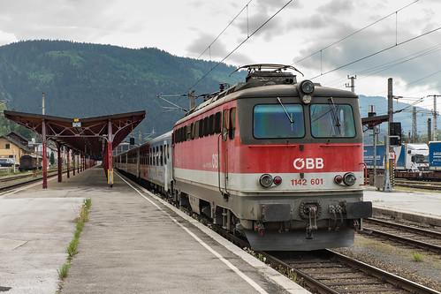 ÖBB 1142 601 Selzthal
