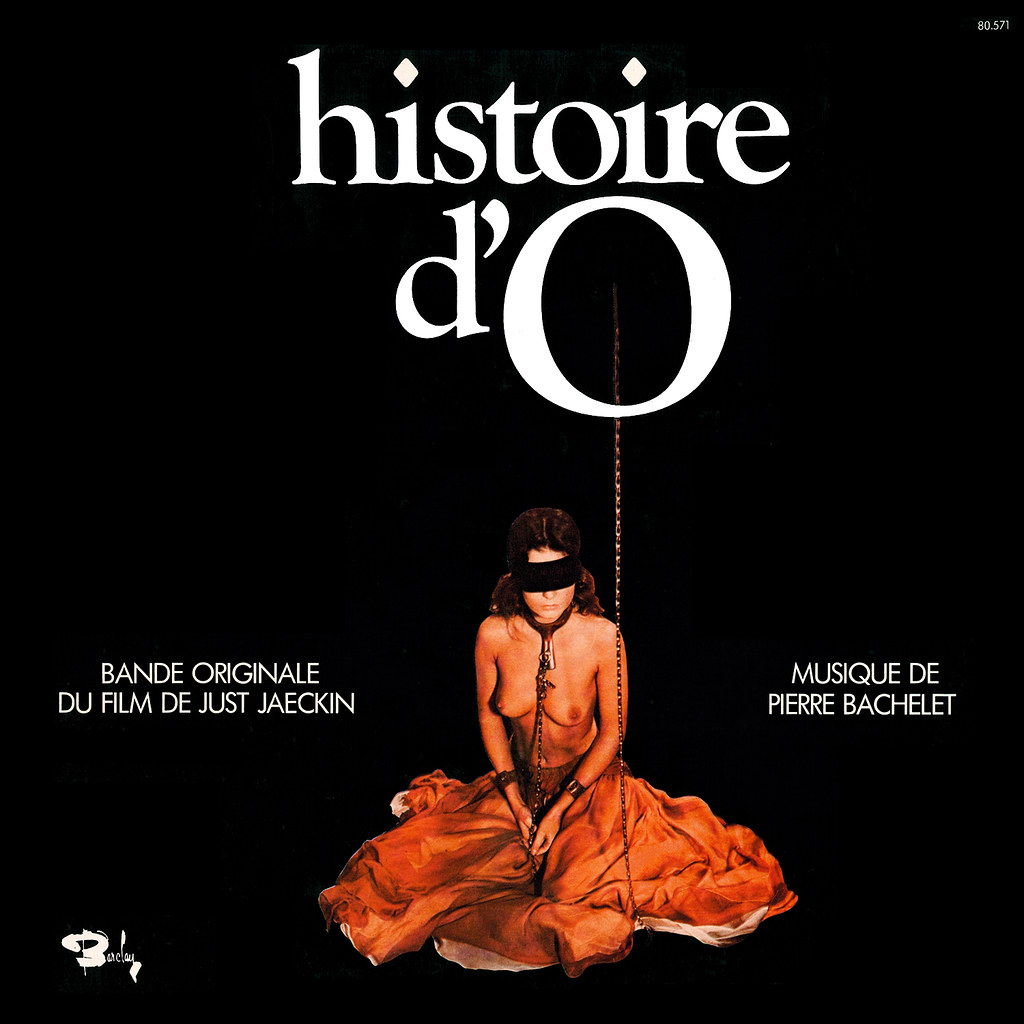 Pierre Bachelet - Histoire d'O