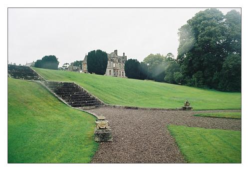 Majestic Castle Leslie