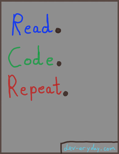 Read. Code. Repeat.