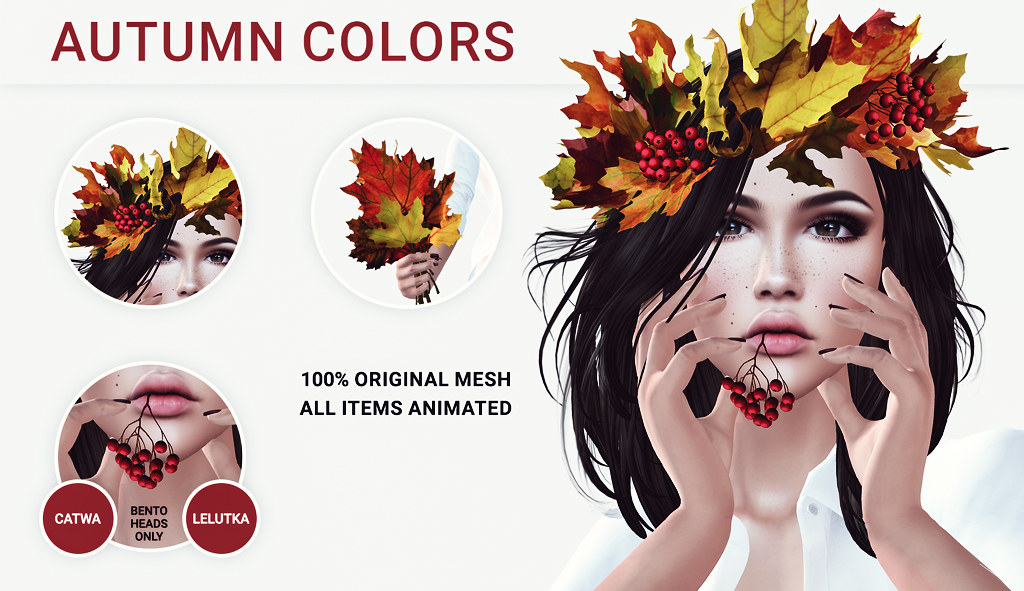 SEmotion Libellune Autumn Colors Set