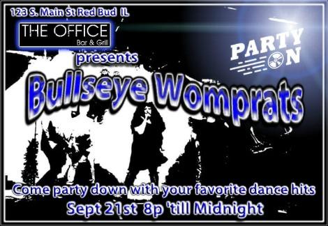 Bullseye Womprats 9-21-18