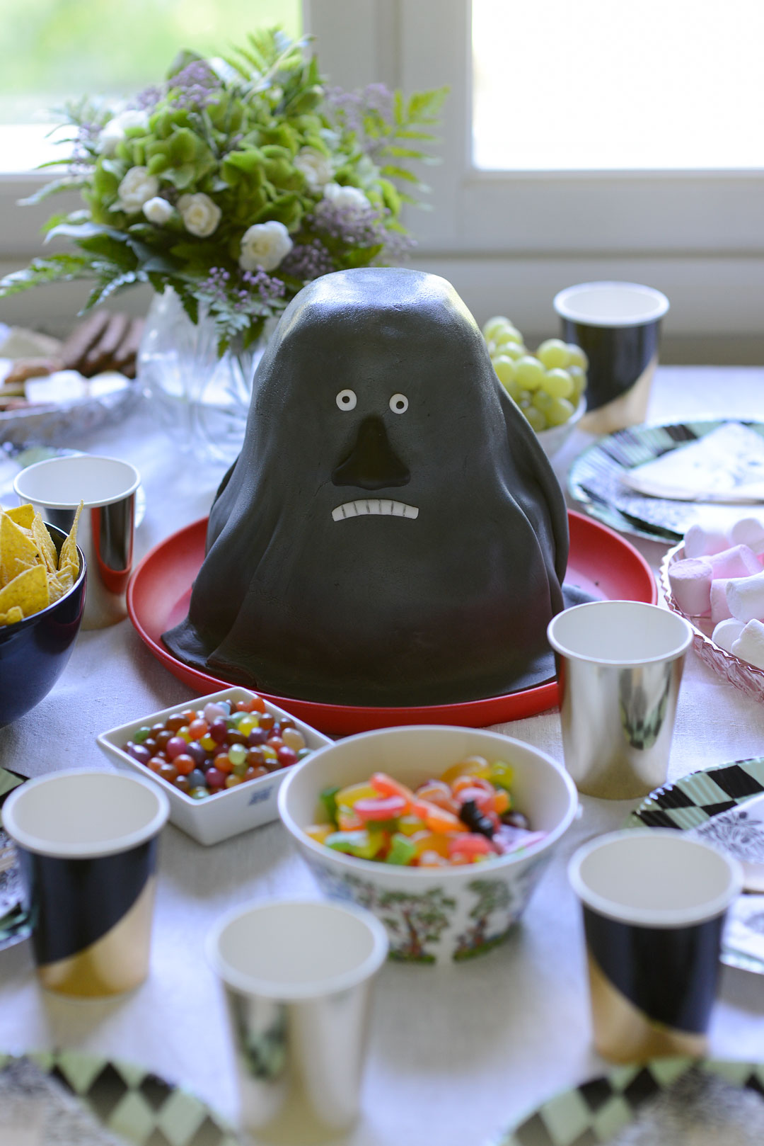 The Groke - Mörkö-kakku