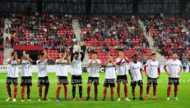 Mirandés - Racing de Santander (Copa)