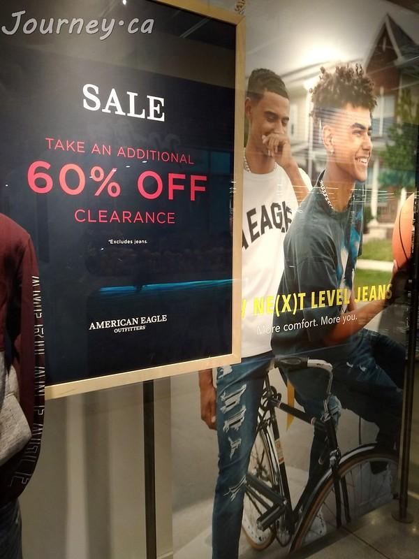 American Eagle额外立减60%