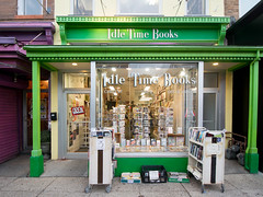 Idle Time Books, Adams Morgan, Washington, D.C.