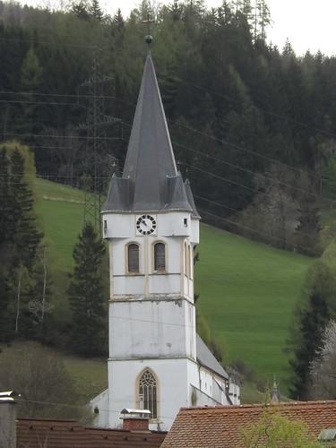 Leonhardikirche, Bad St. Leonhard im Lavanttal, Austria