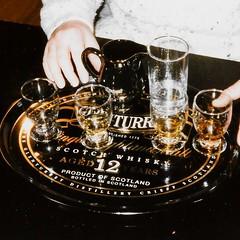 Glenturret tasting tray 1997_1