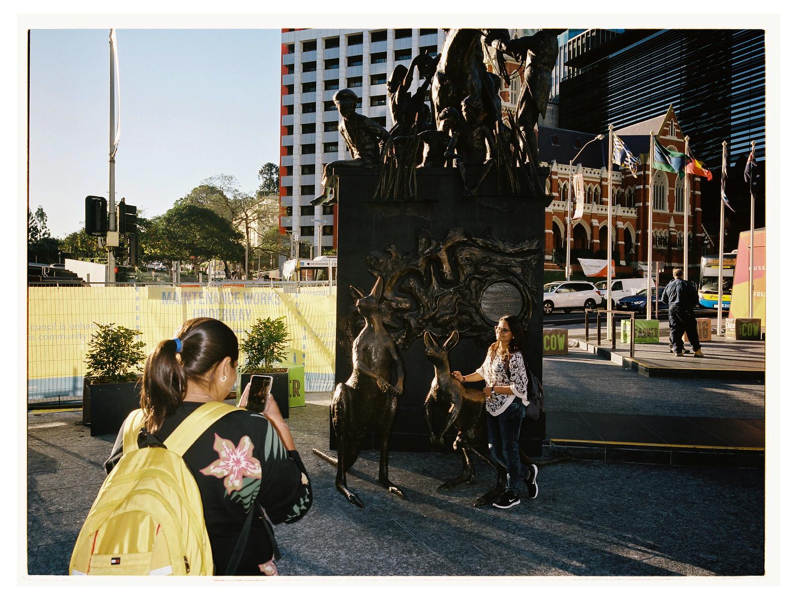 Farewell Brisbane i