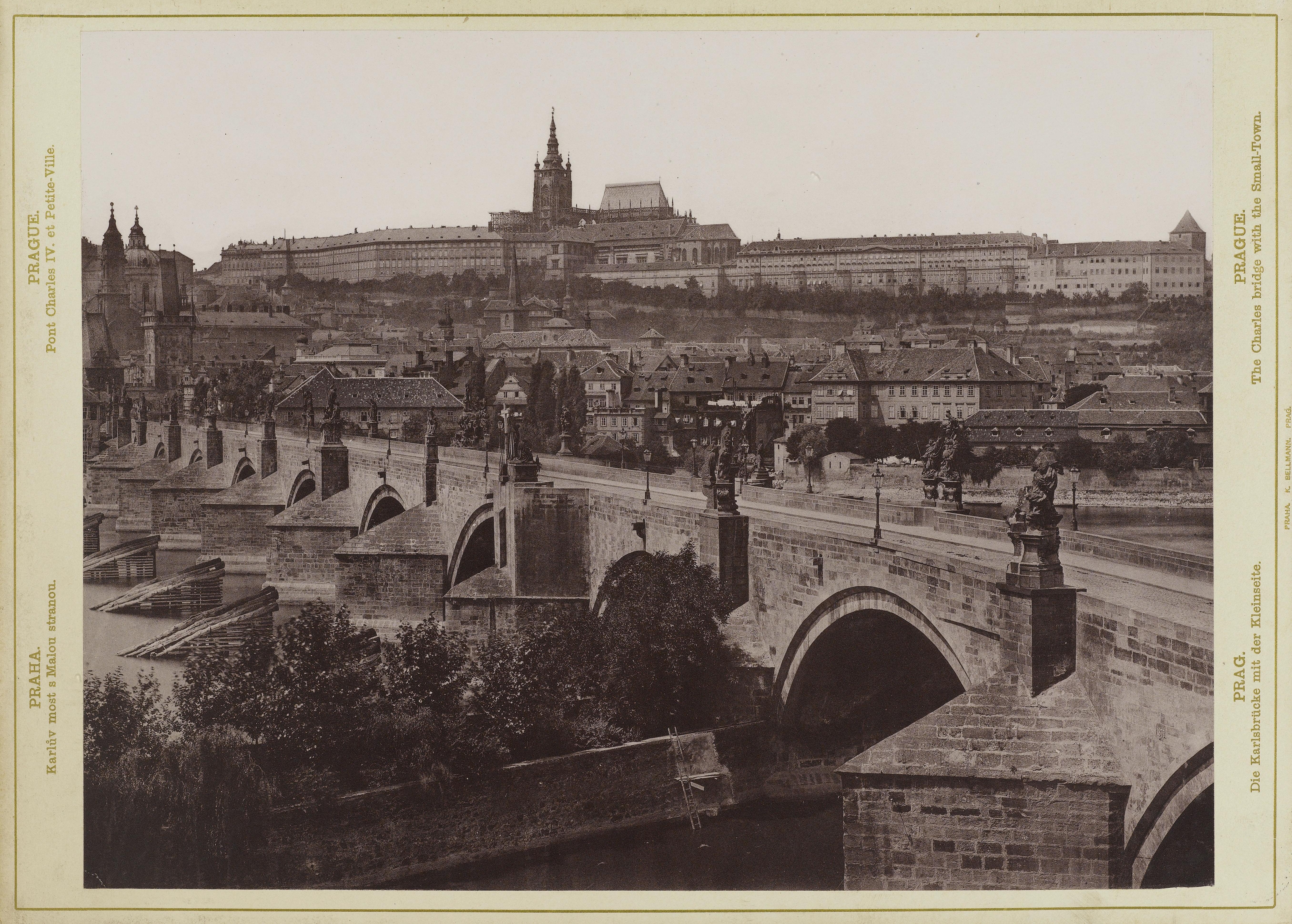 01. Карлов мост