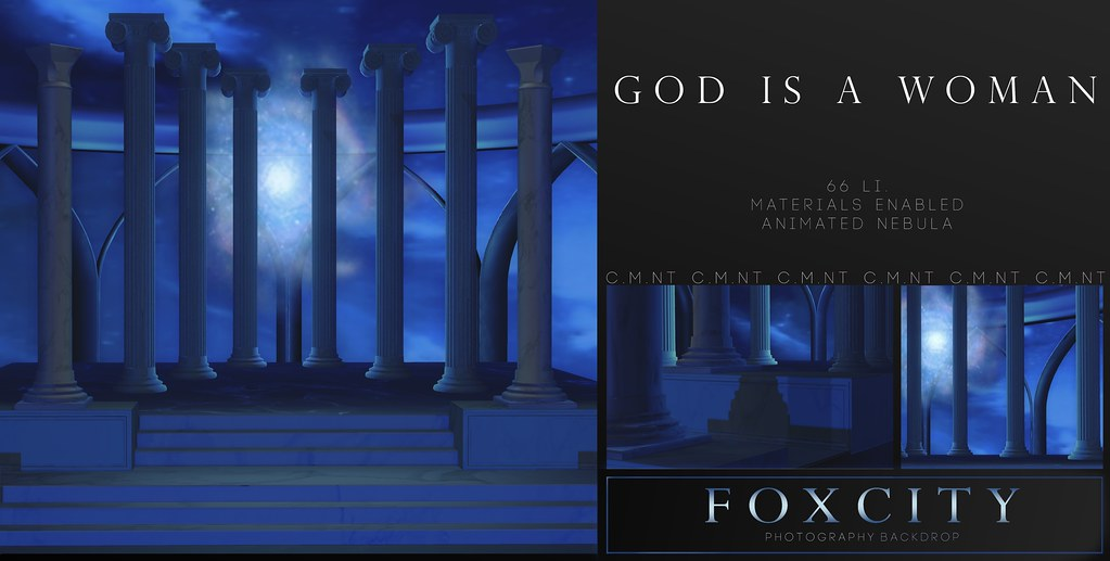 FOXCITY. Photo Booth – God Is A Woman @ Tres Chic