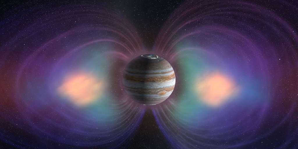Des océans d'hydrogène métallique sur Jupiter