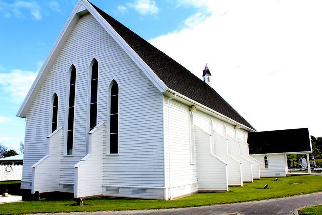 Rangiātea Church