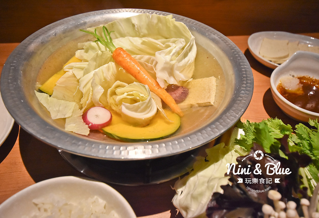 空也 蔬食火鍋 輕井澤 台中19
