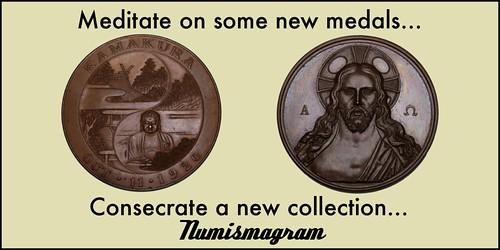 E-Sylum Numismagram ad13 Consecrate