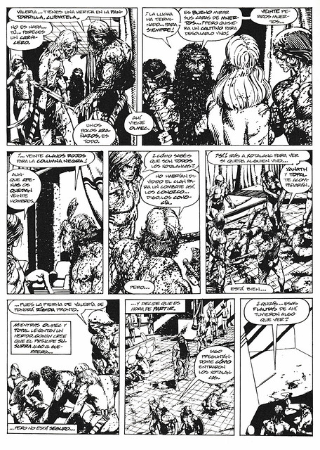 Conan de Roy Thomas y Barry Windsor Smith 08 -02- Clavos Rojos 06