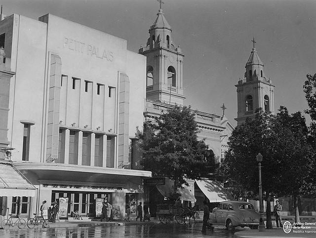 Petit Palais y Catedral '40