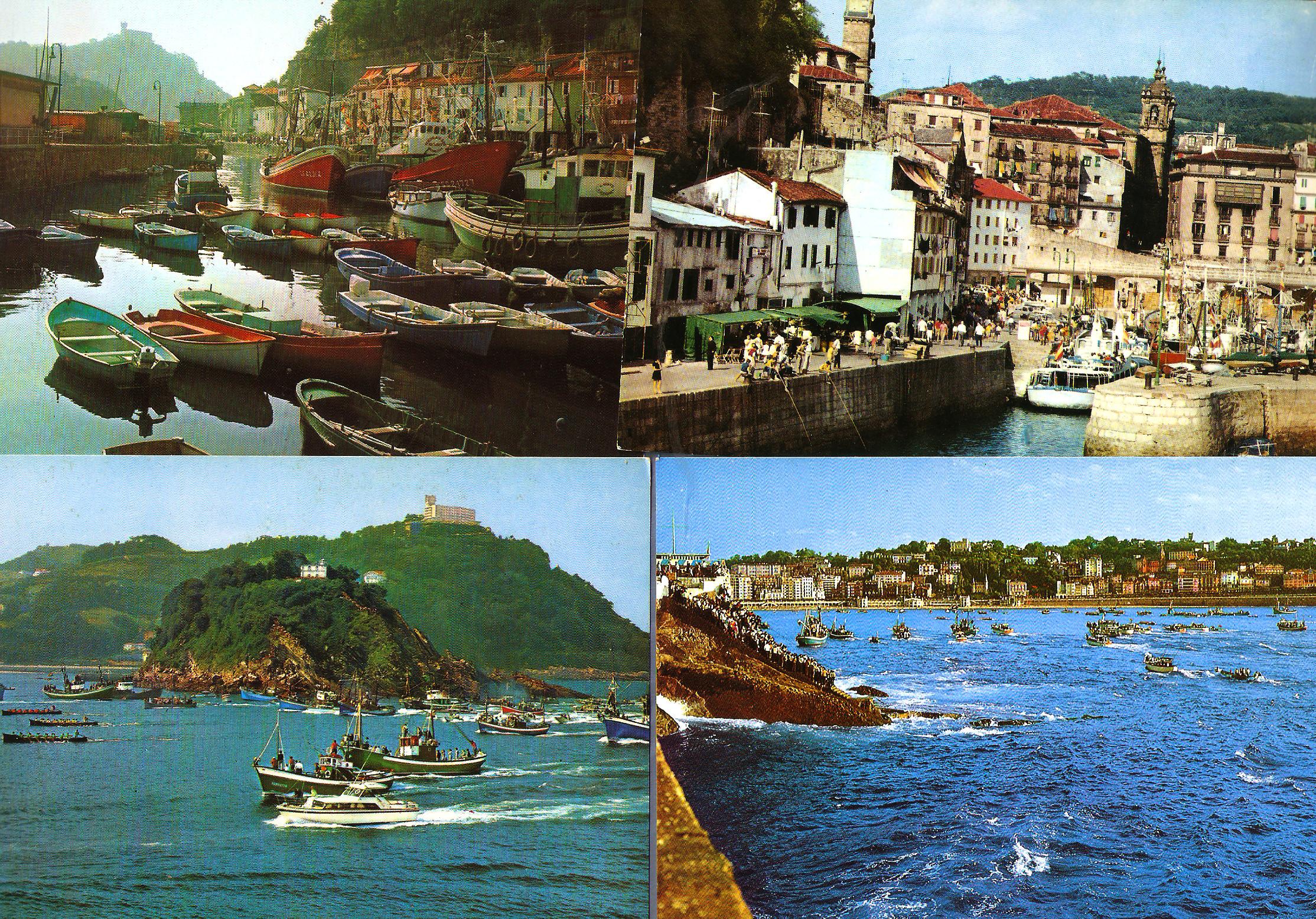 TEMATICA - Puertos pesqueros de España a través de las postales 44260585191_e056e5d6cd_o