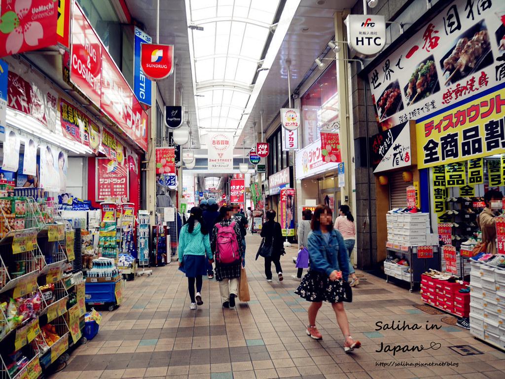 日本小倉城附近商店街好逛景點推薦 (4)