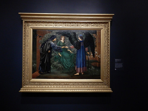 DSCN2680 - The Heart of the Rose, Edward Burne-Jones, The Pre-Raphaelites & the Old Masters