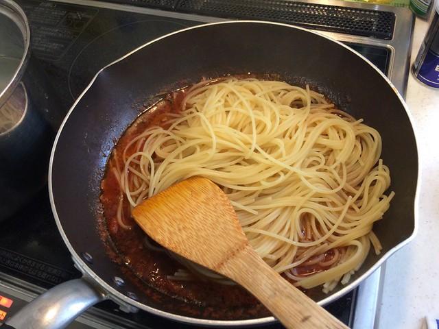 Sea Foods Pasta