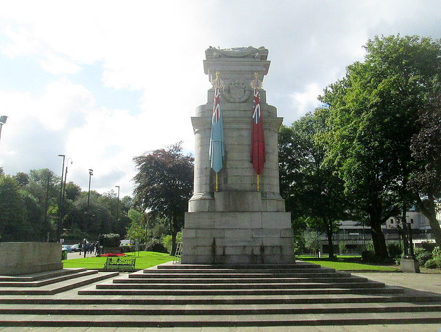 Rochdale War Memorial 3
