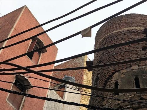 City Monument - Shahi Kadam Quila, Nabi Karim