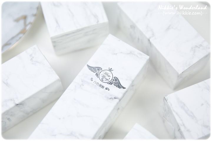 蜜兒蔻 白色翅膀