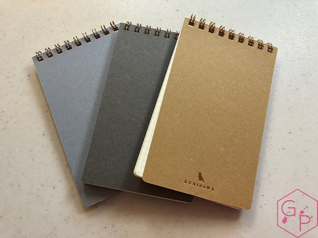 Kunisawa Japanese Stationery Find Notebooks Review 4