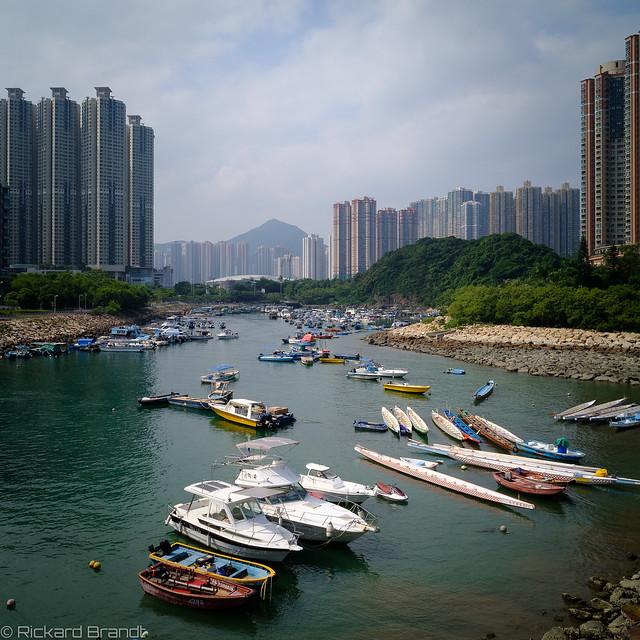 Hongkong, Fujifilm X-Pro2, XF16mmF1.4 R WR