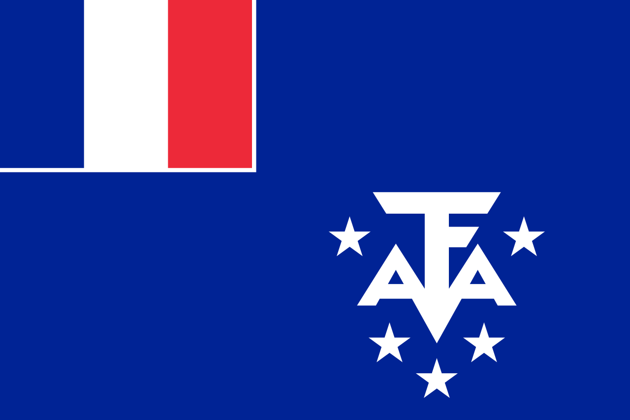Flag of the French Southern & Antarctic Territories