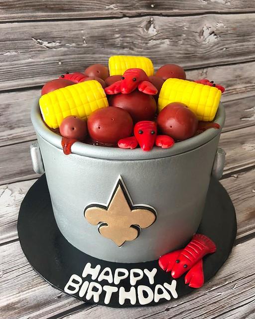 Cake by Celi's Cakes