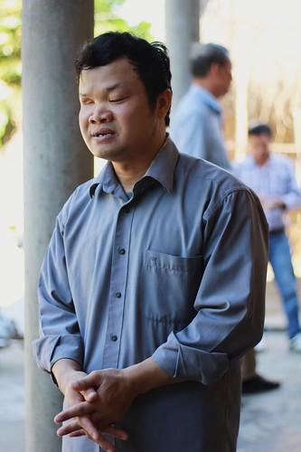 Portrait of Le Quoc Huong
