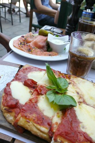 Venetian Pizza
