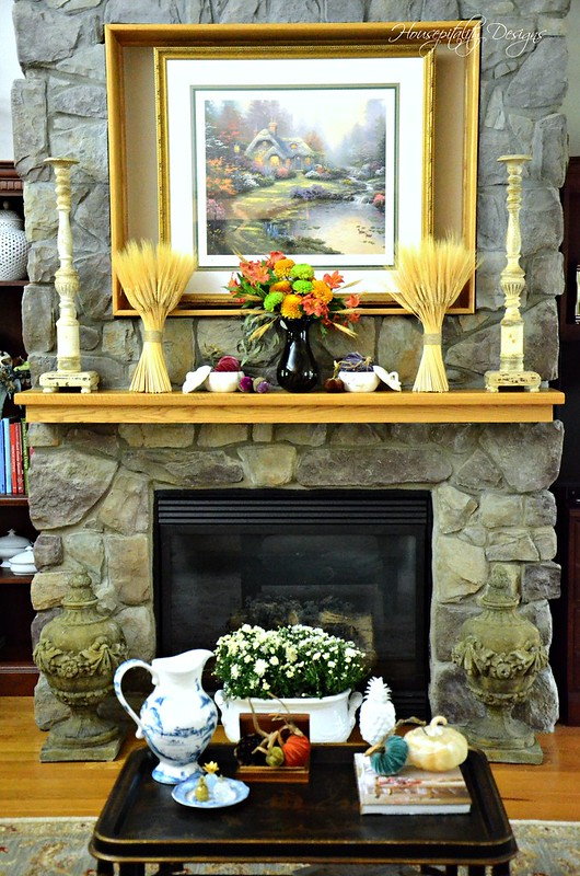 Fall Mantel-Housepitality Designs-2