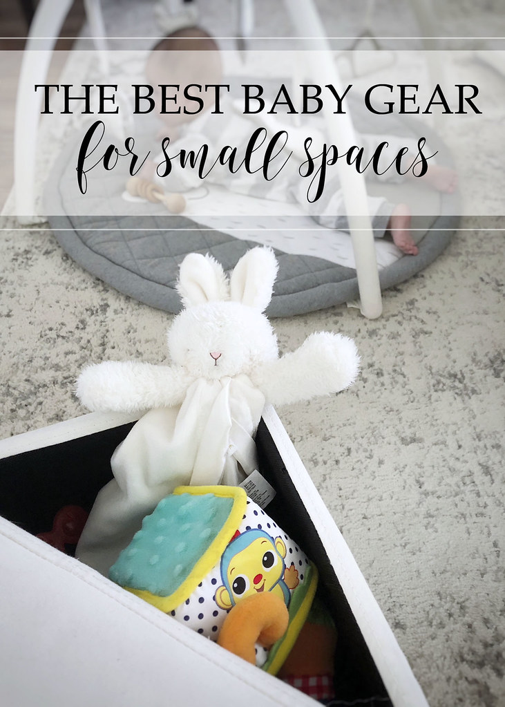Best Baby Gear For Small Spaces
