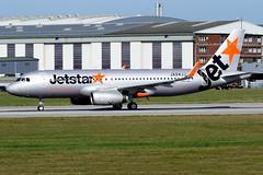JA24JJ // Jetstar Japan // A320-232SL // MSN 8429
