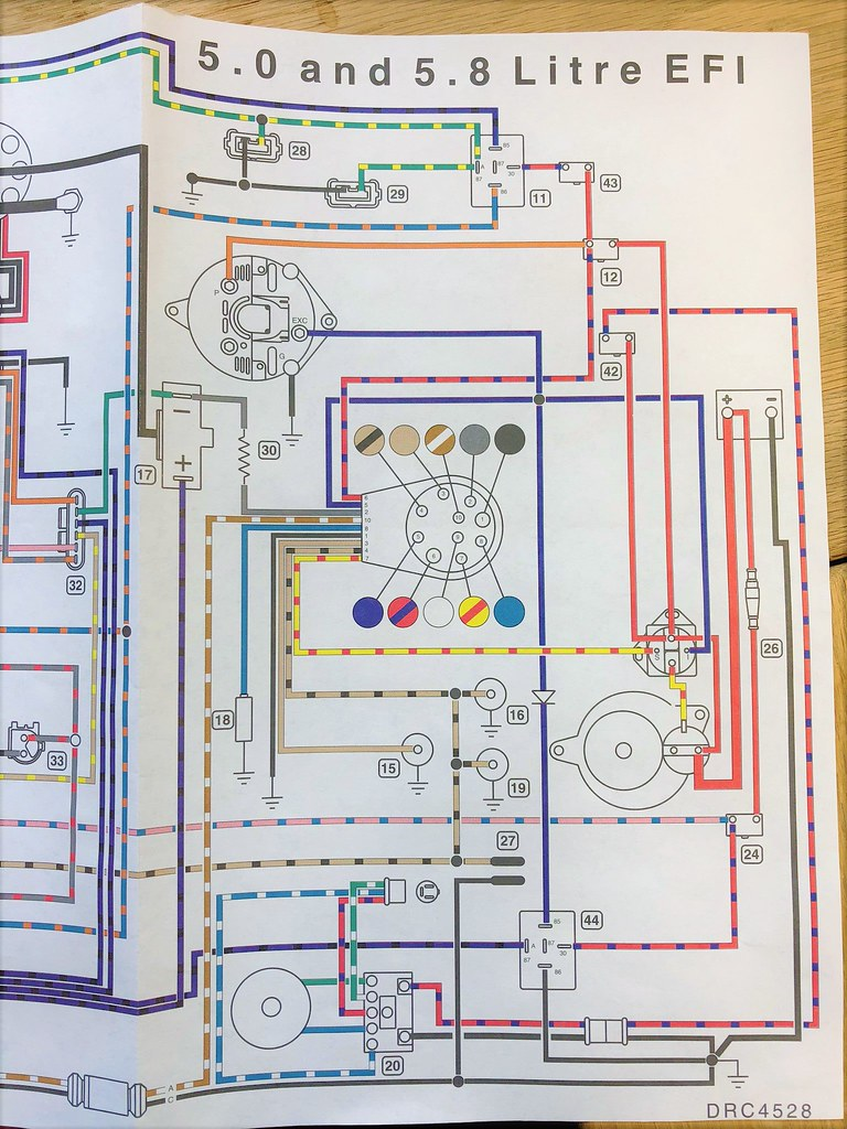 Omc Wiring Diagram 94 3 L. . Wiring Diagram on