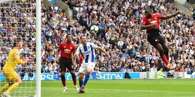 Manchester United: Tertinggal 1-3 Dari Brighton Di Babak I