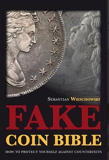Fake Coin Bible cover