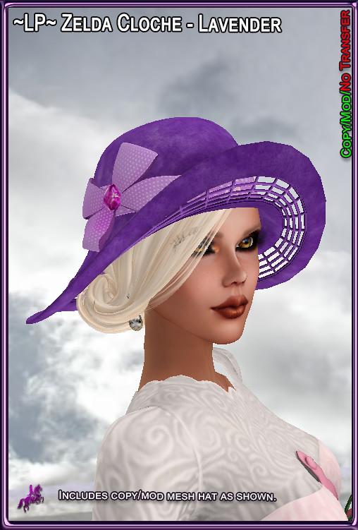 LP-ZeldaCloche-Lavender - TeleportHub.com Live!
