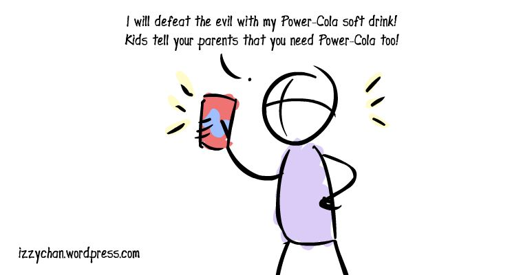 drink power cola