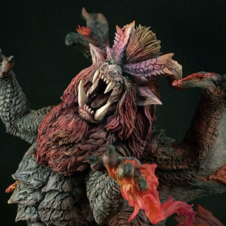 Capcom Figure Builder Creator's Model Teostra