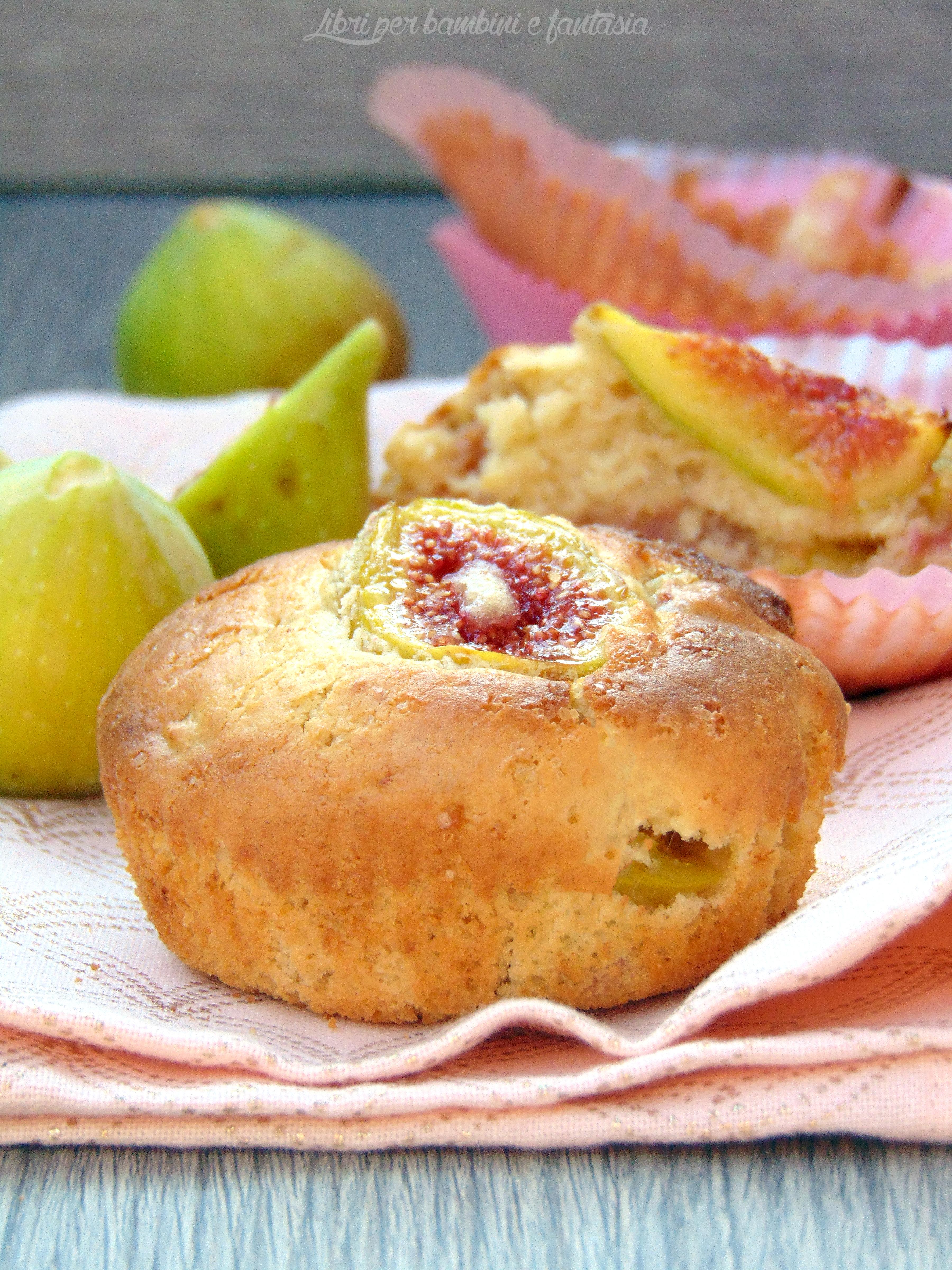 muffin fichi 12
